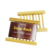Load image into Gallery viewer, Bamboo Soap Rack