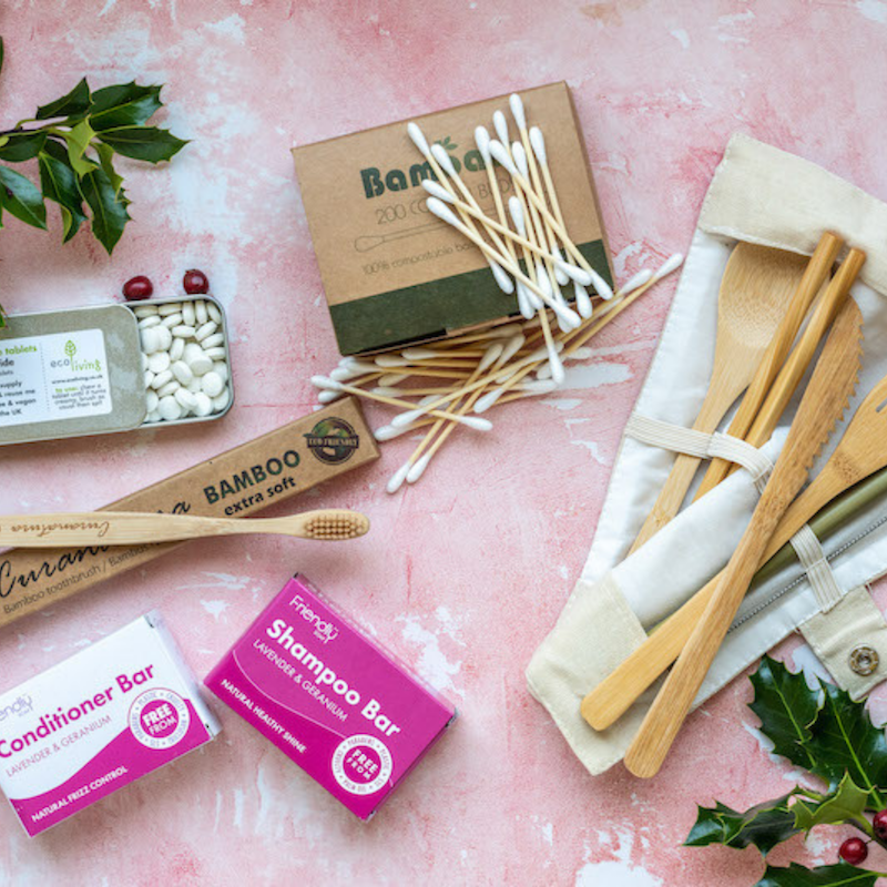 Plastic-Free Starter's Kit from AWasteFreeWorld