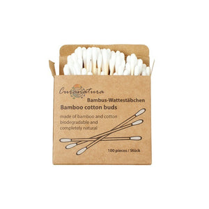 Bamboo Cotton Buds x 100