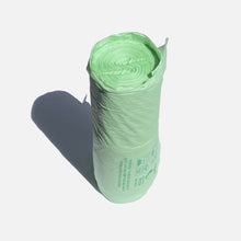 Load image into Gallery viewer, Compostable Bin Bags - Pack of 100 - 10 Litre Bags