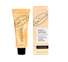Load image into Gallery viewer, UpCircle Coffee Face Scrub - Citrus Blend 100ml