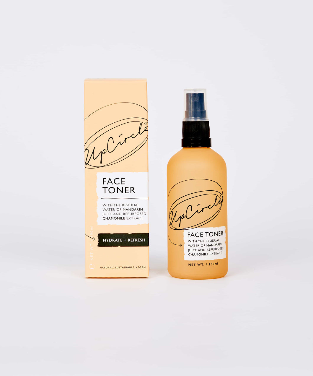 Face Toner with Mandarin and Chamomile