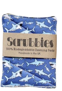 Shark Biodegradable Cleaning Pads x 2