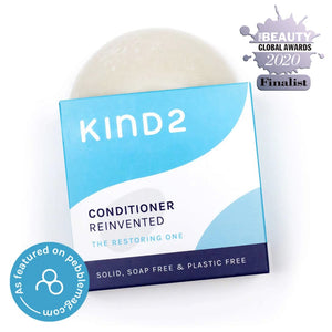 Moisturising Conditioner Bar - Soap-free