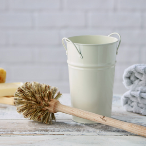 Plastic Free Toilet Brush & Holder Set
