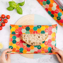 Load image into Gallery viewer, Beeswax Wraps On-a-Roll