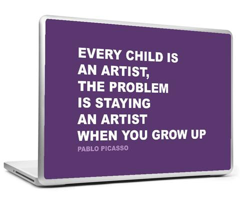 Pablo Picasso- LAPTOP SKIN
