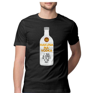 Hakuna Ma Vodka - Lion King Inspired Fan Tshirt