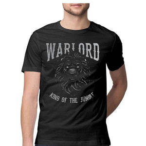 War Lord - Lion King Inspired Fan Tshirt