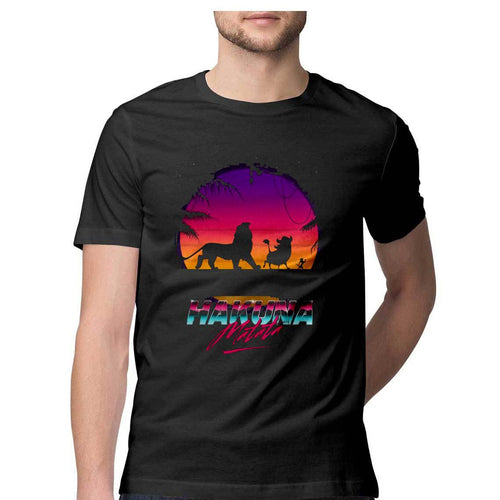 Hakuna - Lion King Inspired Fan Tshirt