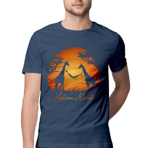 Hakuna Matata  - Lion King Inspired Fan Tshirt