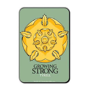 Growing Strong - Game of Thrones Fridge Magnet