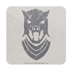 Hound Helm- Game of Thrones Fan Printed Coaster