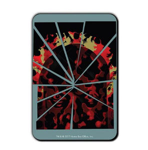 Your Dragons Wait For You: Beautiful Death- Game of Thrones Fridge Magnet
