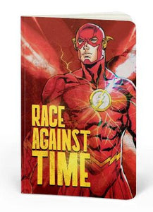 The Flash: Race Against Time- DC Heroes Fan Printed Notebook