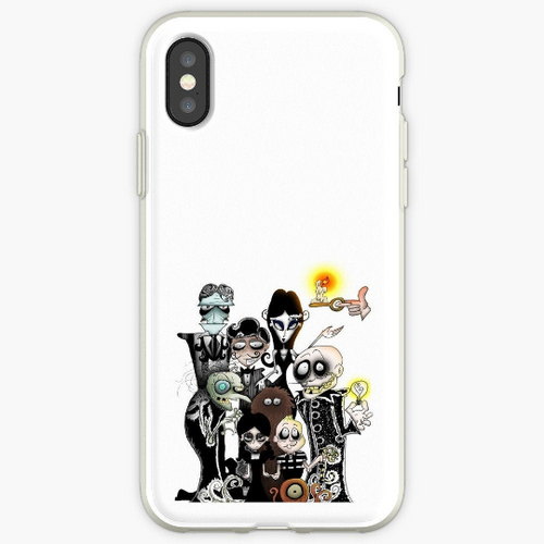Crazy Family - Mobile Phone Case