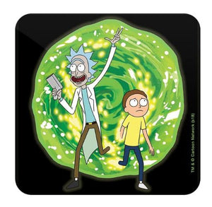Ricksy Business - Rick And Morty Coaster