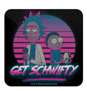 Schwifty  - Rick And Morty Coaster