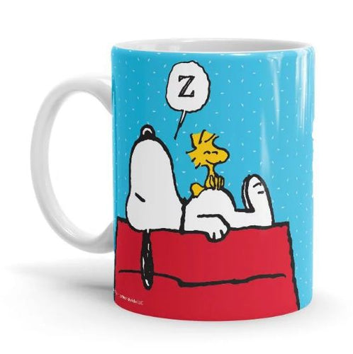 Nap Champion - Peanuts Inspired Fan Printed Mug