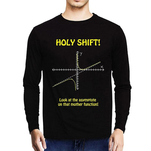 Holy Shift - Mathematics Unisex Tshirt