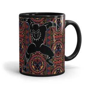 Black Panther: Wakanda Pattern  Mug