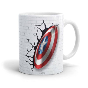 Captain America: Destructive Shield Mug