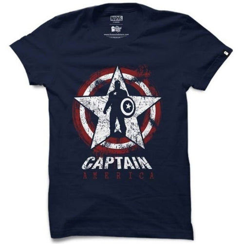 Captain America: Guardian of Freedom T Shirt