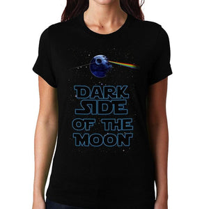Dark side of the moon - Physics Unisex Tshirt