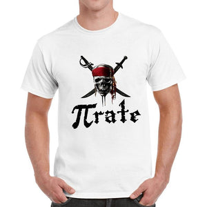 Pirate - Mathematics Unisex Tshirt