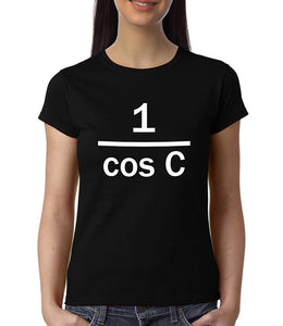 One Upon Cos C- Mathematics Unisex Tshirt