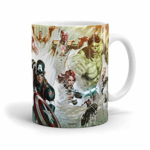 Avengers: Mightiest Heroes Mug
