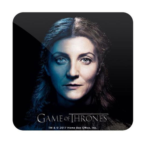 Catelyn Stark - Game of Thrones Fan Printed Coaster