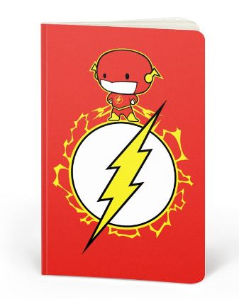 The Flash: Power- DC Heroes Fan Printed Notebook