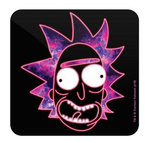 Rick In Space- Rick And Morty Coaster