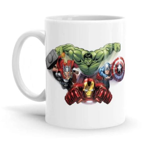 Unleashed - Marvel Mug