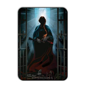 Your Name Will Disappear: Beautiful Death- Game of Thrones Fridge Magnet