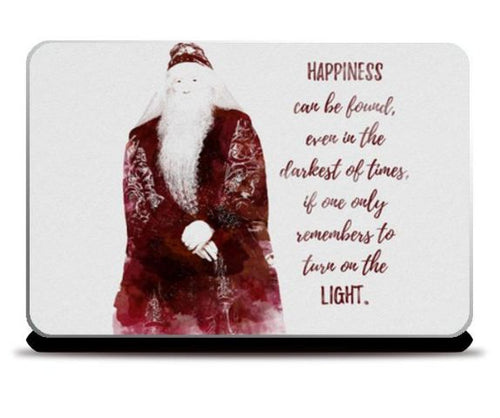 HARRY POTTER QUOTES LAPTOP SKINS