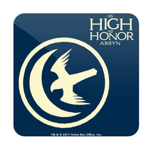 High As Honor- Game of Thrones Fan Printed Coaster