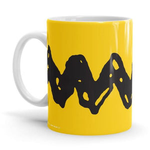 I Am Charlie Browns - Peanuts Inspired Fan Printed Mug