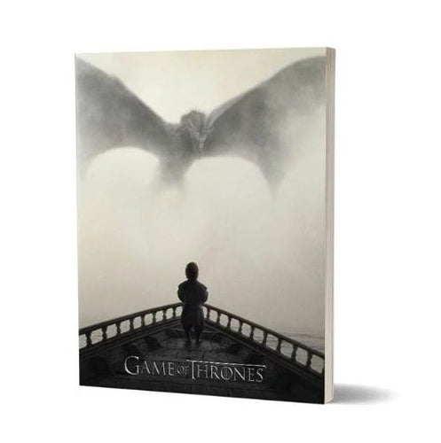 I Dream Of Dragons  - Game Of Thrones Fan Printed Notebook