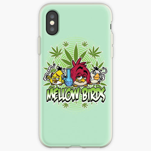 High Birds - Angry Birds Mobile Phone Cover