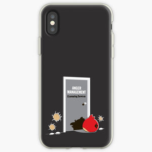 Angry Management - Angry Birds Mobile Phone Cover