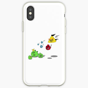 Bitch Please - Angry Birds Mobile Phone Cover