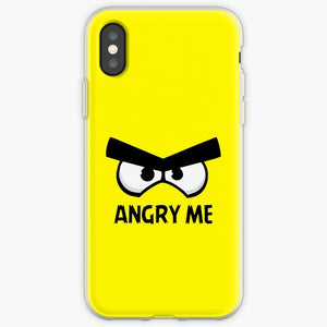 Angry Me - Angry Birds Mobile Phone Cover