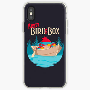 Bird Box - Angry Birds Mobile Phone Cover