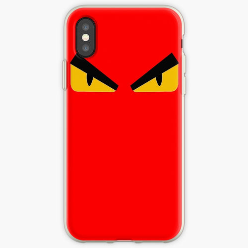 Angry Eyes - Angry Birds Mobile Phone Cover