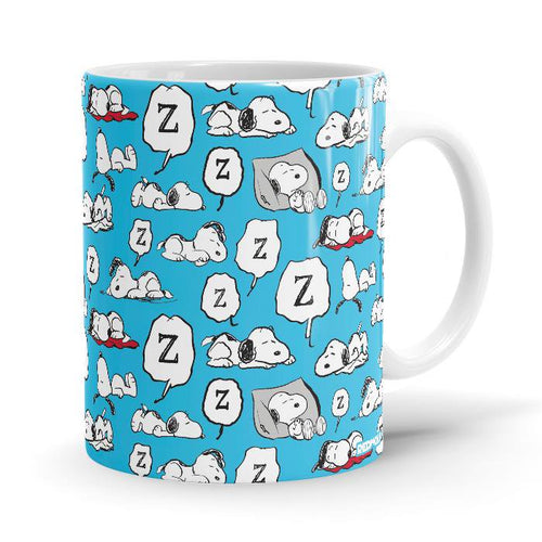 Rebel With Paws - Peanuts Inspired Fan Printed Mug
