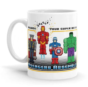 Agents Of Shield Logo- Marvel Mug
