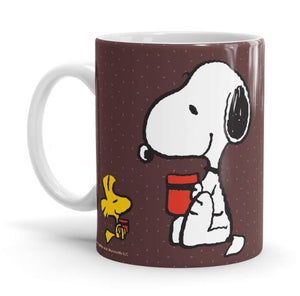 Coffee Makes Everything Better - Peanuts Inspired Fan Printed Mug