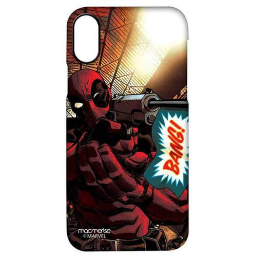 Deadpool Takes Aim -Marvel Heroes Mobile Cover